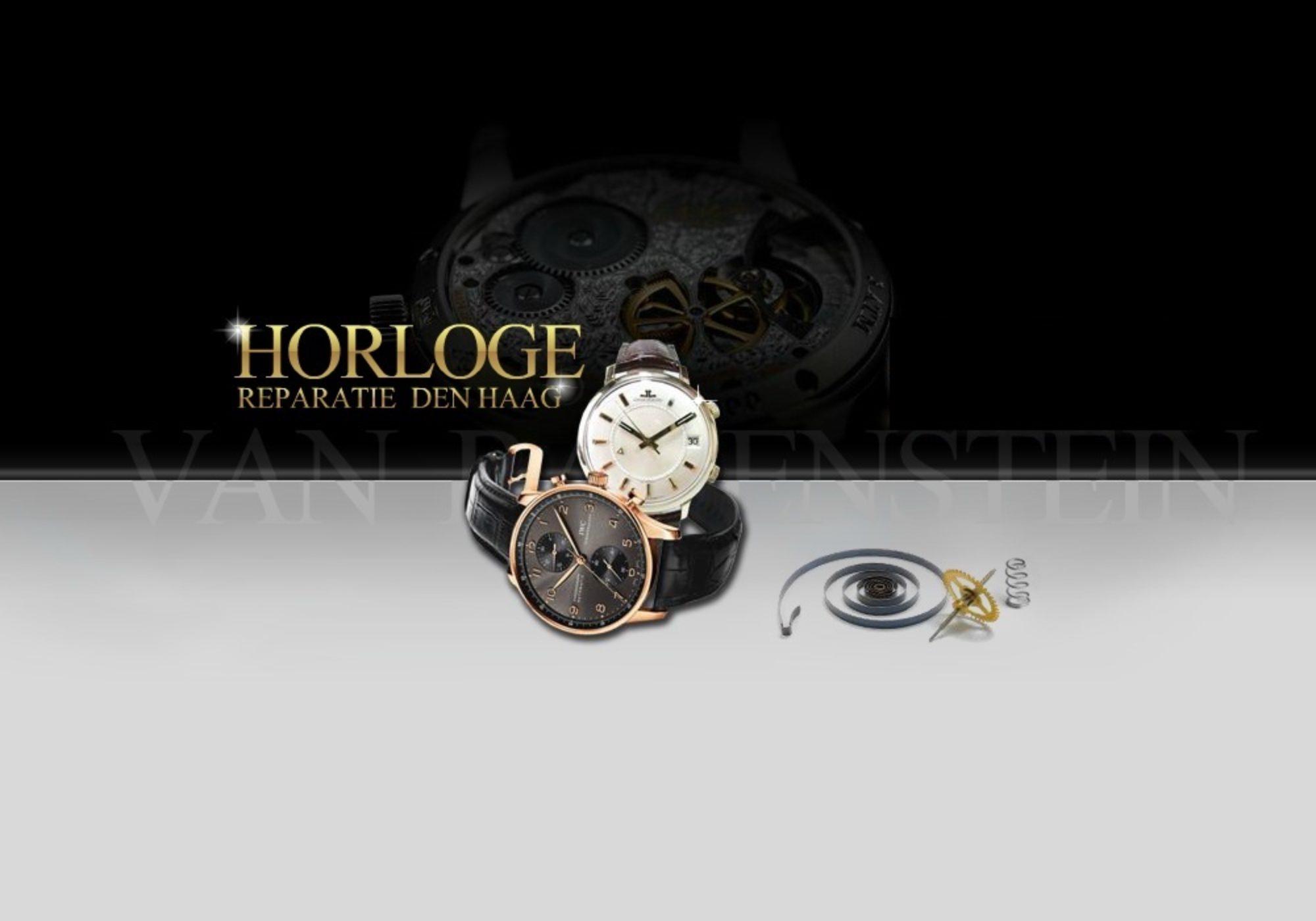 Horloge Reparatie Den Haag